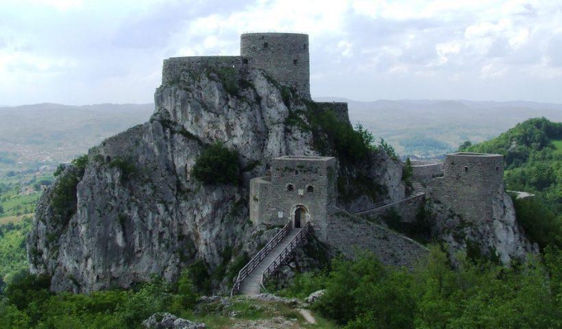 Тврђава Сребреник