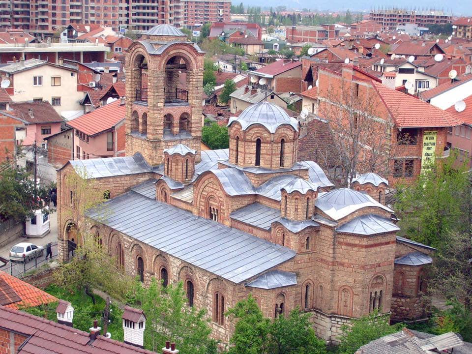 Црква Богородице Љевишке у Призрену
