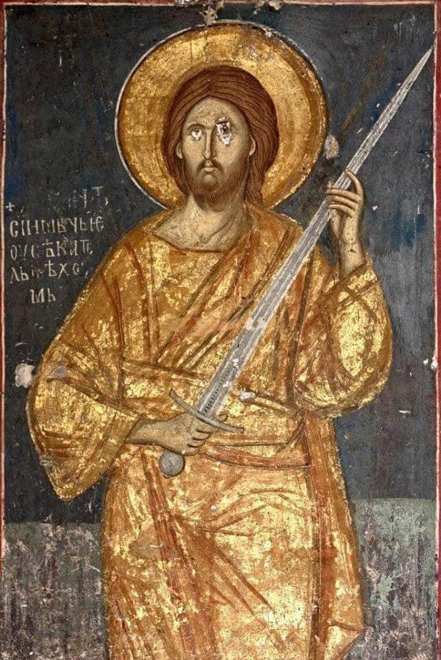 Јединствена слика Христа